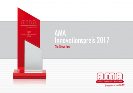 Cover AMA Innovationspreis 2017