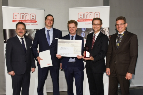 AMA Innovationspreis 2017 - Gewinner